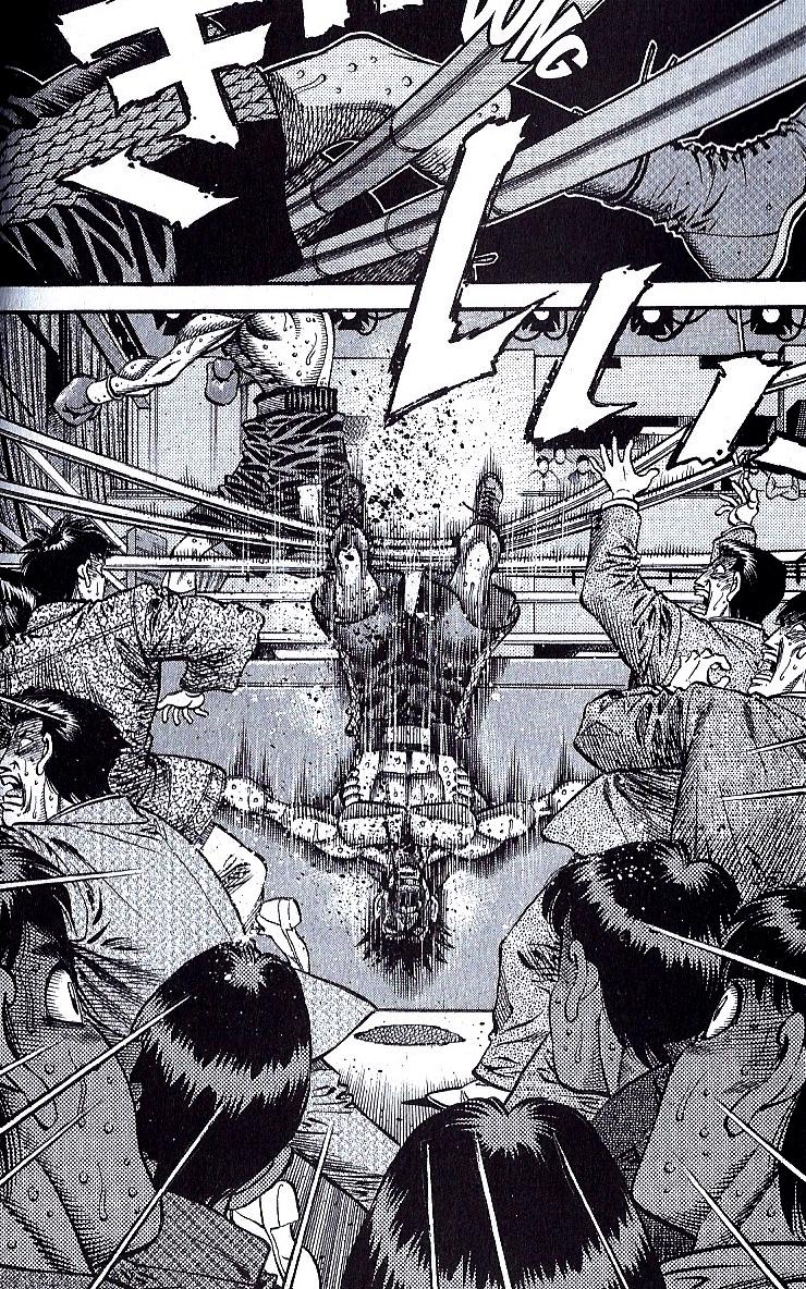Hajime no Ippo Tome 74-16-Bis