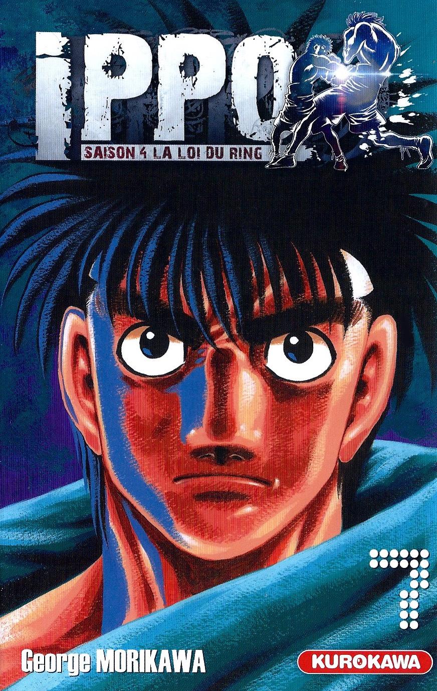 Hajime no Ippo Tome 74