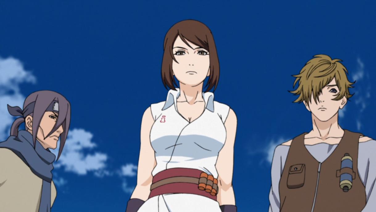 Naruto Shippuden Épisode 407-1