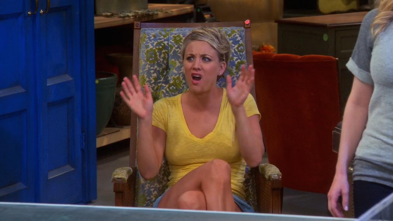 The Big Bang Theory Saison 8 Épisode 19-1