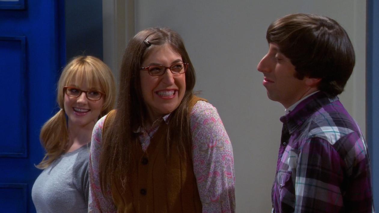 The Big Bang Theory Saison 8 Épisode 19-2