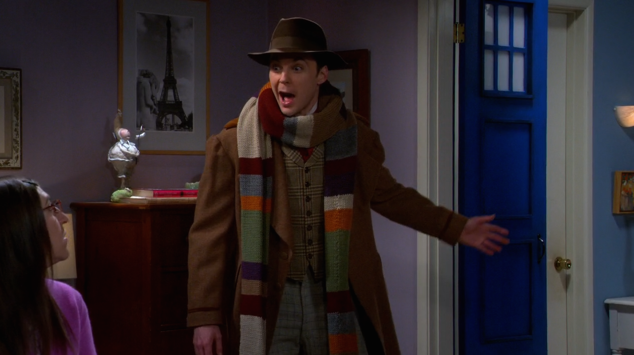 The Big Bang Theory Saison 8 Épisode 19-3