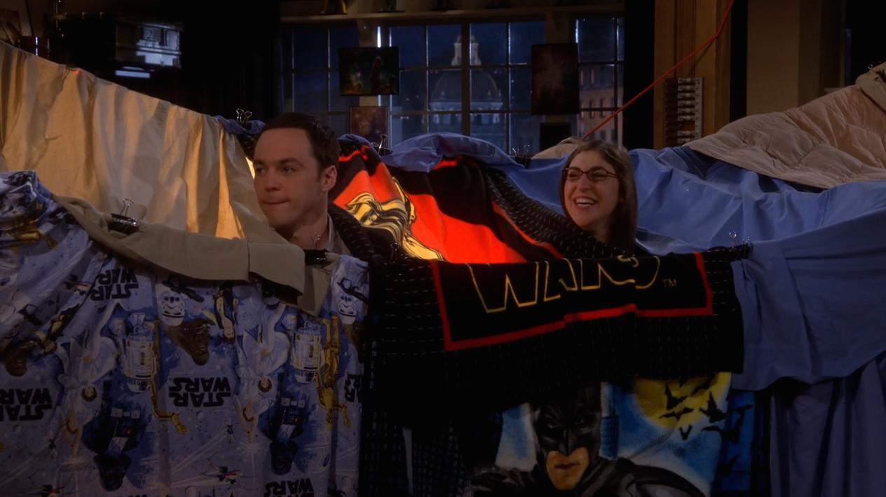 The Big Bang Theory Saison 8 Épisode 20-3