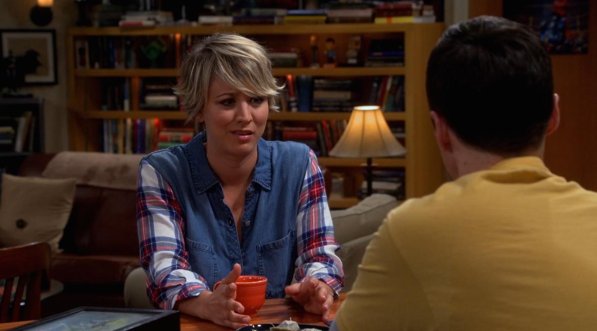 The Big Bang Theory Saison 8 Épisode 21-1
