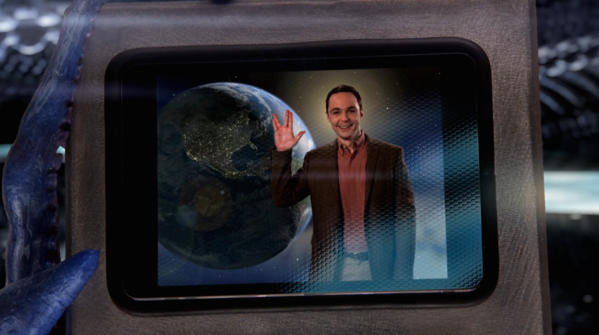 The Big Bang Theory Saison 8 Épisode 21-3