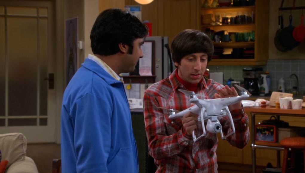 The Big Bang Theory Saison 8 Épisode 22-1