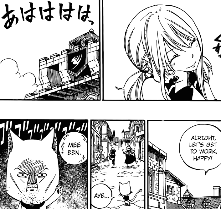 Fairy Tail Omake 02-11