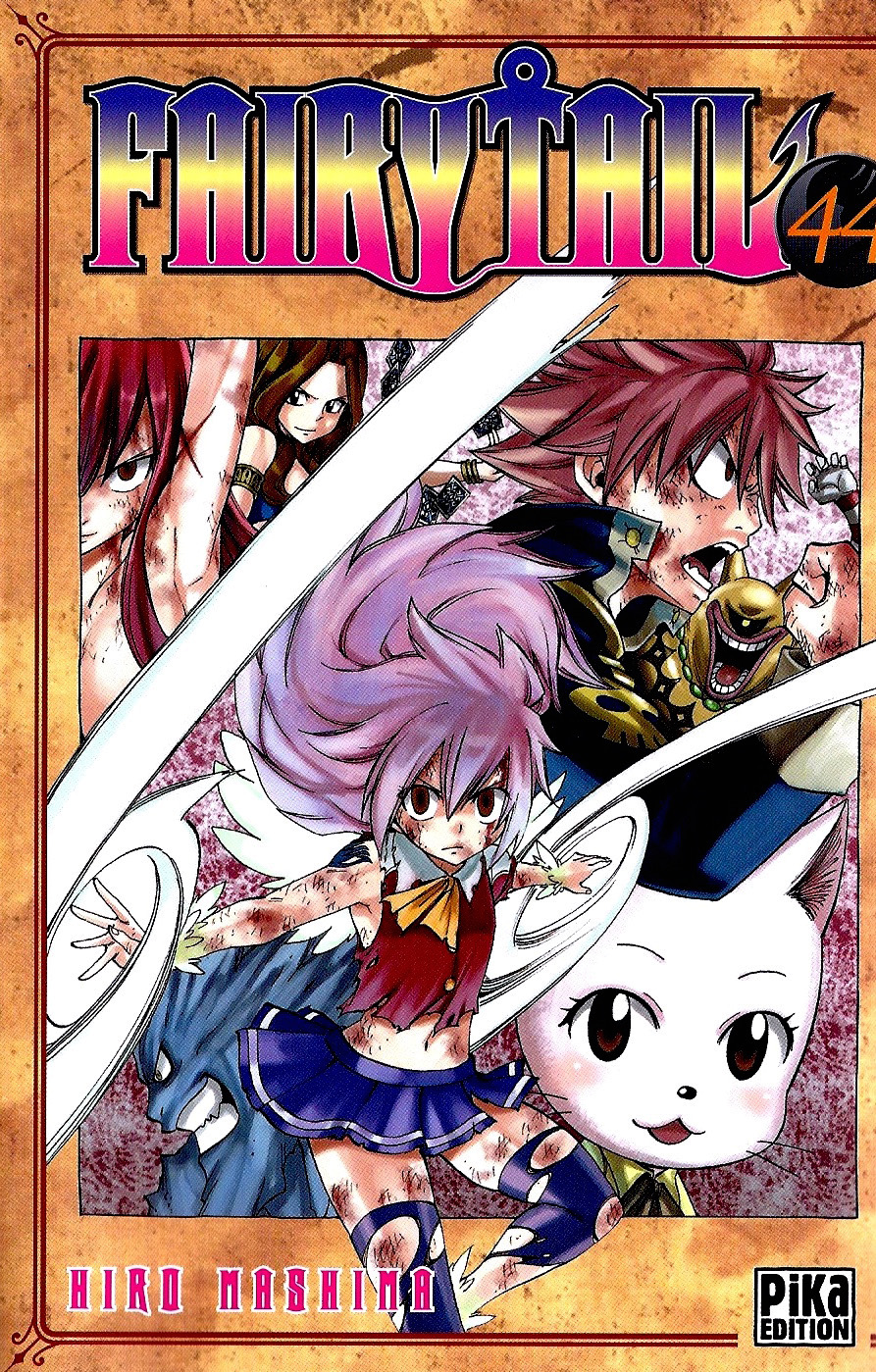 Fairy Tail Tome 44