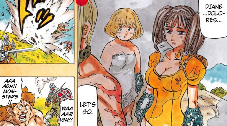 Nanatsu no Taizai Side Story 03-1