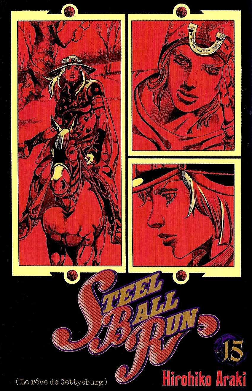 Steel Ball Run Tome 15
