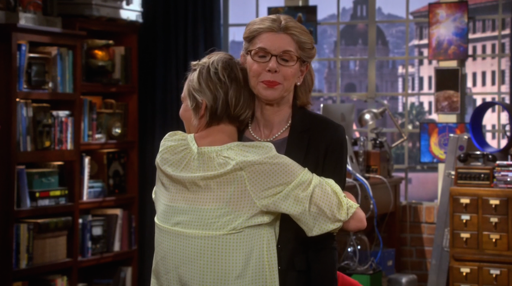 The Big Bang Theory Saison 8 Épisode 23-1