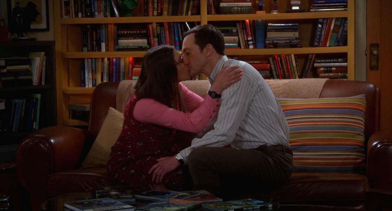 The Big Bang Theory Saison 8 Épisode 24-1