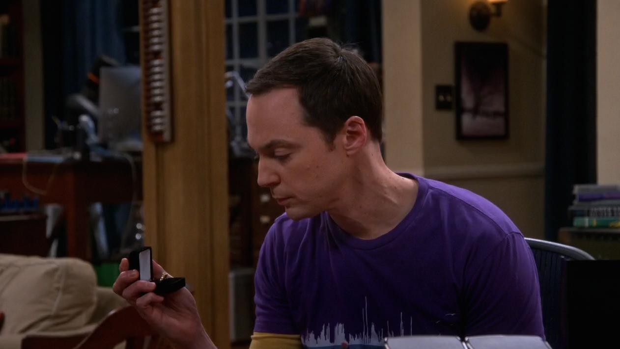 The Big Bang Theory Saison 8 Épisode 24-3