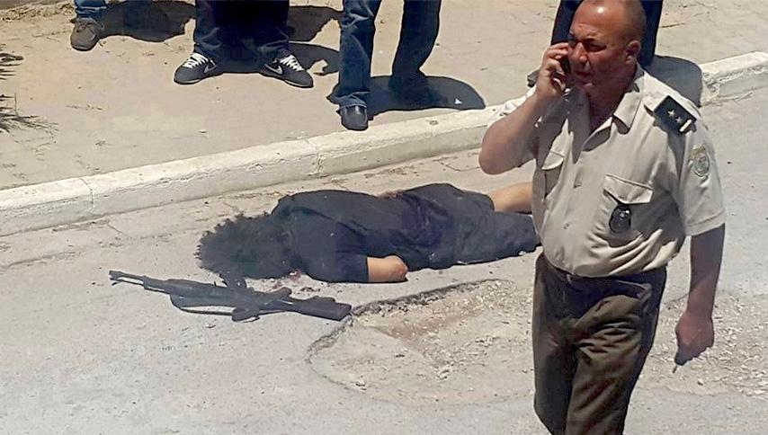 Attentat-Plage-Sousse-Terroriste-Abattu