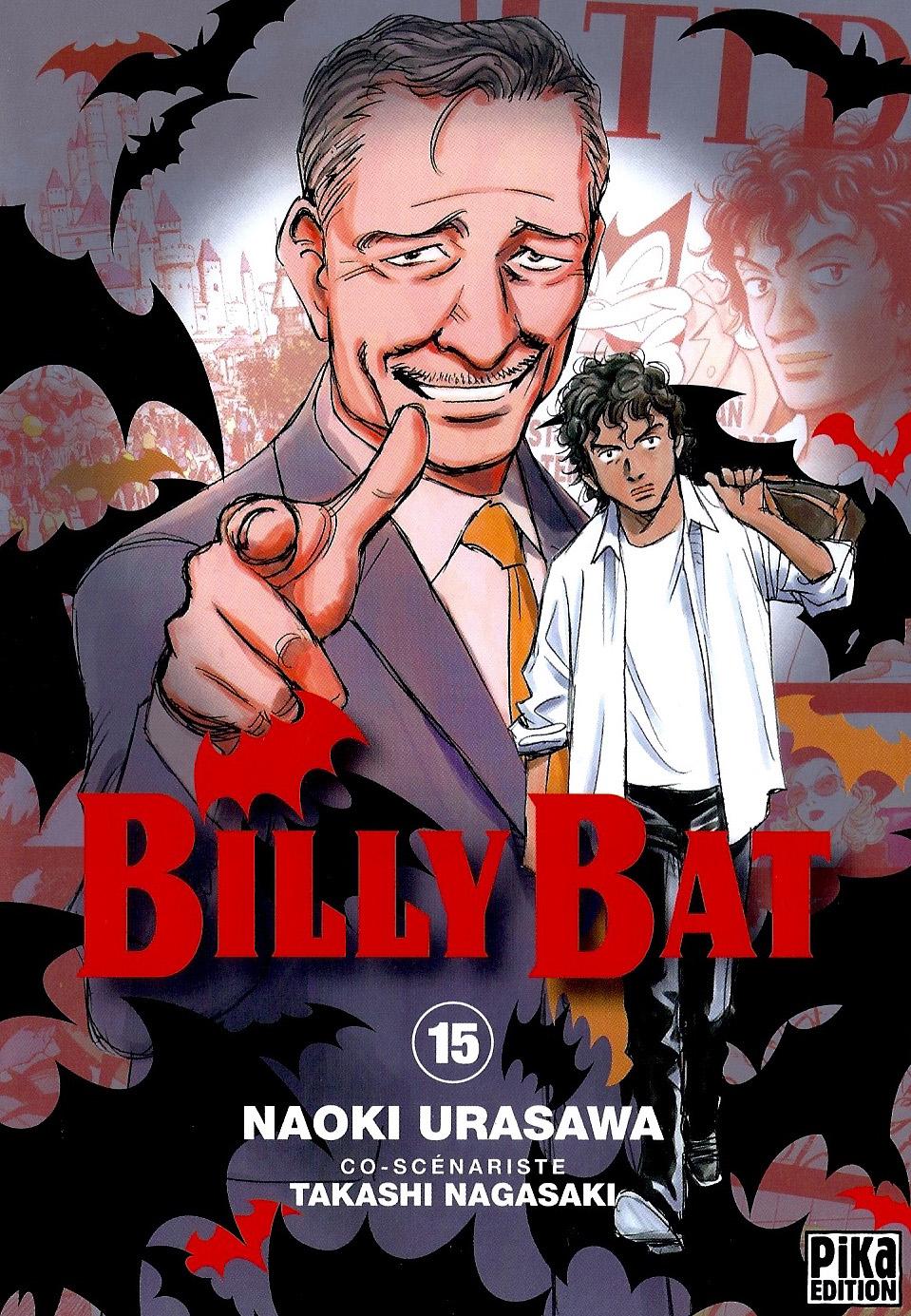 Billy Bat Tome 15