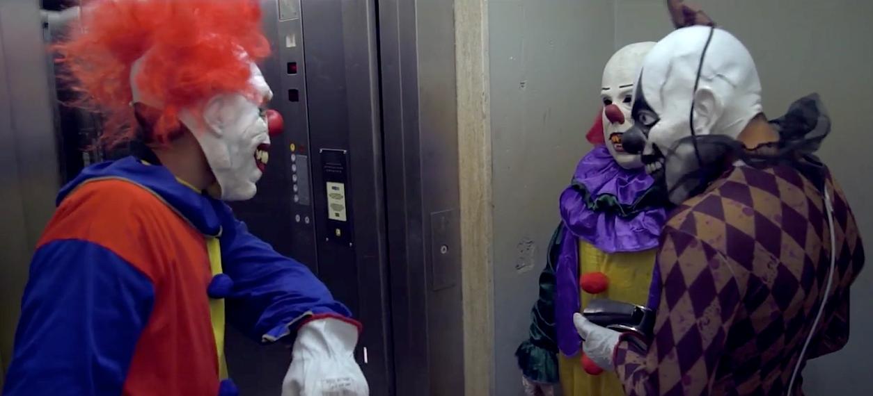 jeux de clown tueur