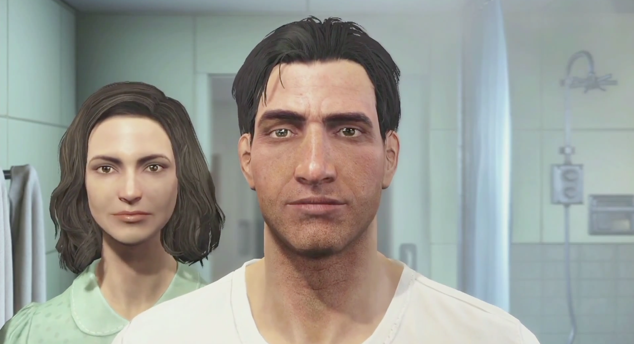 Fallout 4 alors on baise yzgeneration for Baise en exterieur