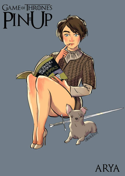 Game-Of-Thrones-Pin-Up-13