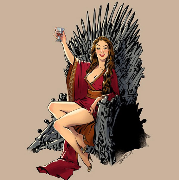 Game-Of-Thrones-Pin-Up-15