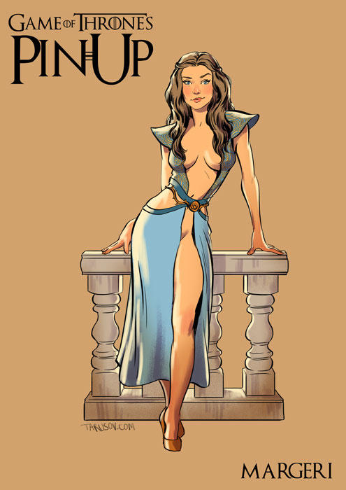 Game-Of-Thrones-Pin-Up-3