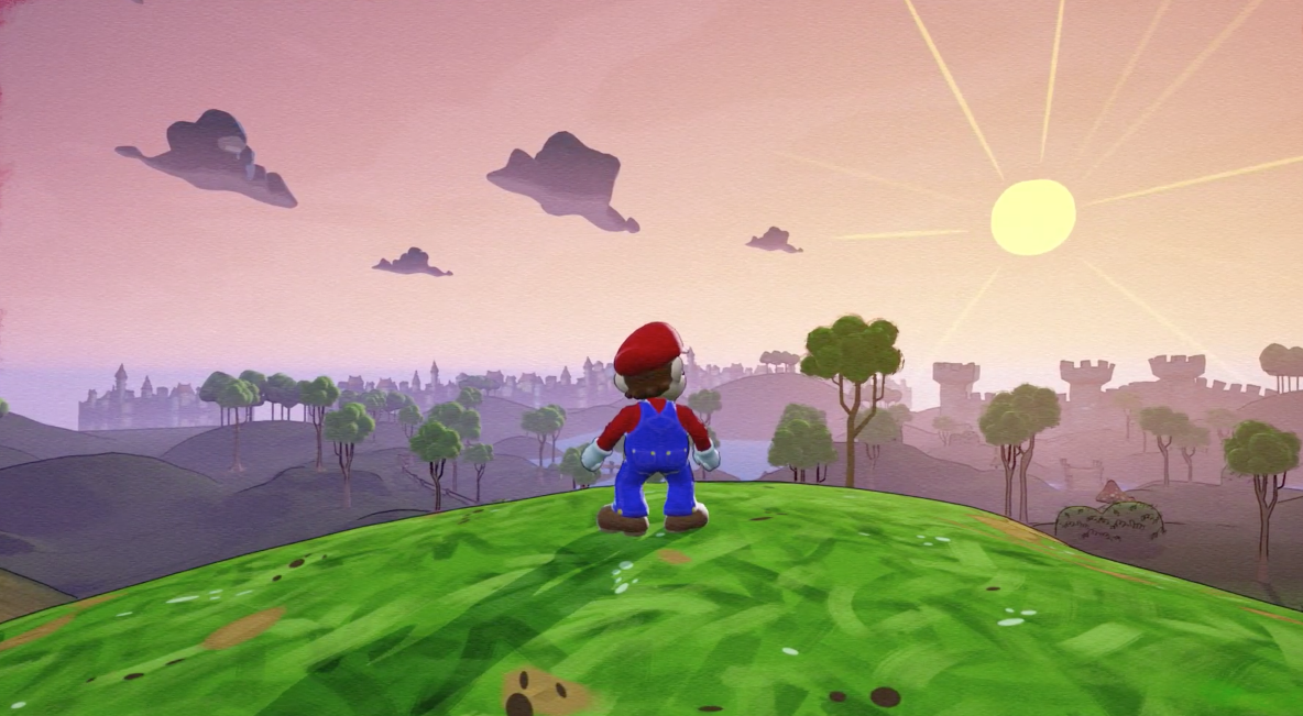 Mario-Unreal-Engine-4-2