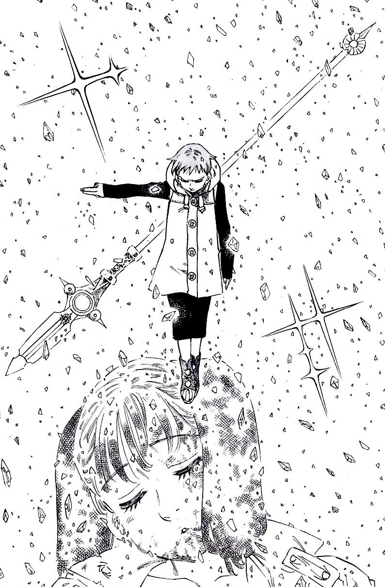 Nanatsu no Taizai Tome 9-15