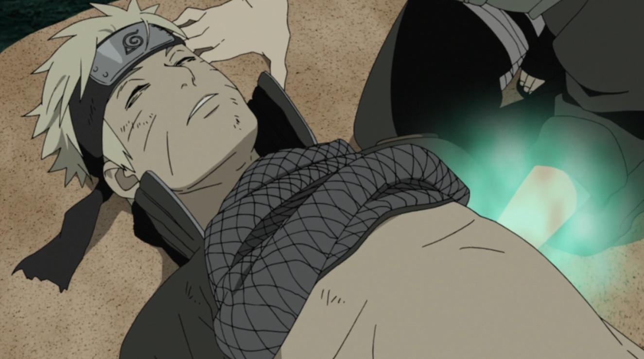 Naruto Shippuden Épisode 415-1