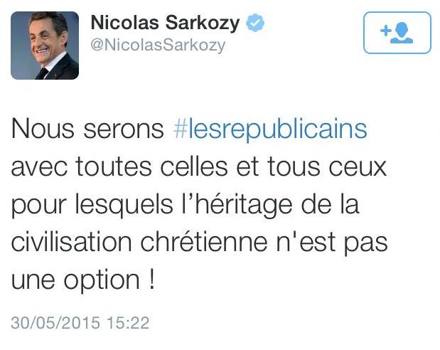 Tweet-Nicolas-Sarkozy-Islam-1