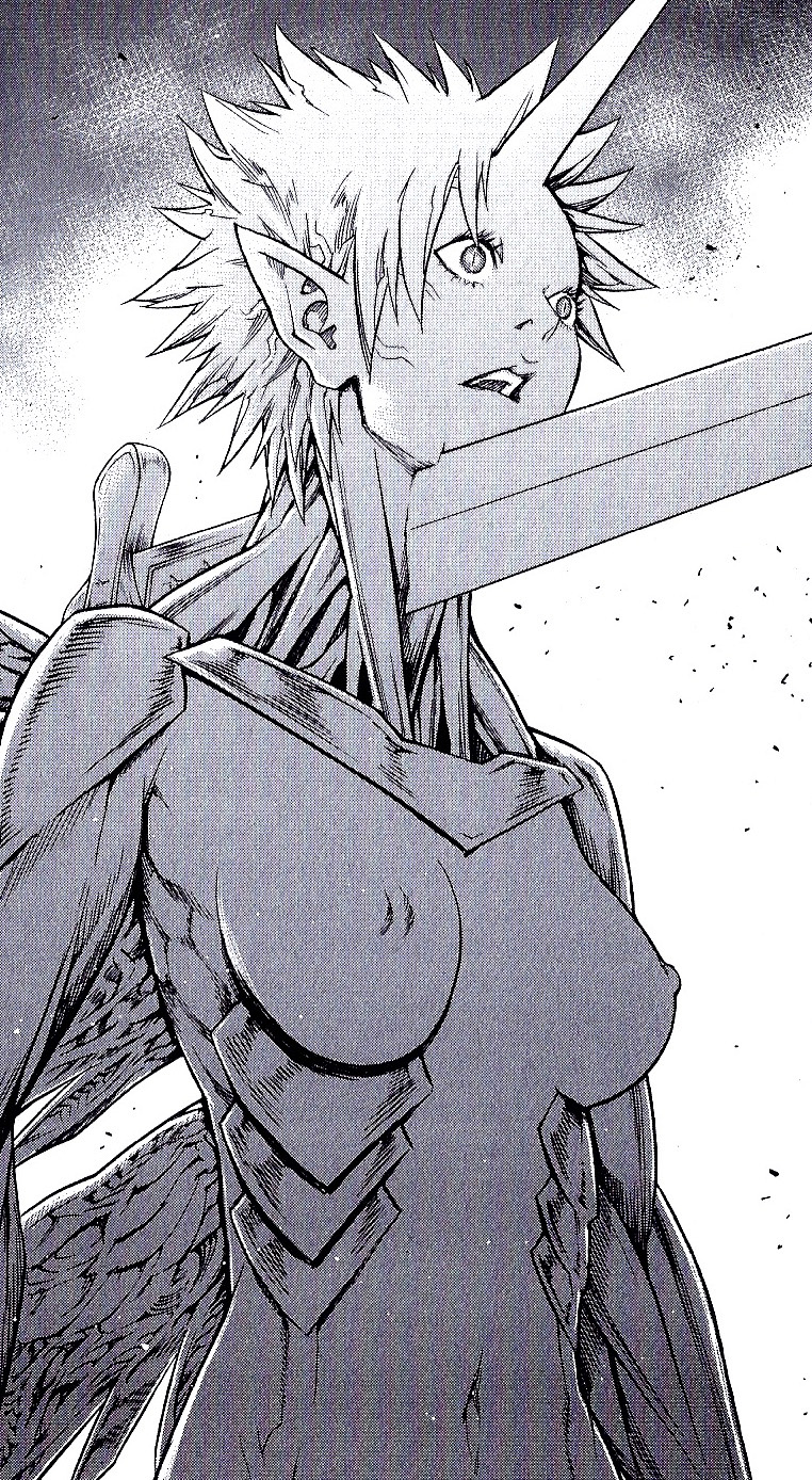Claymore Tome 26-6