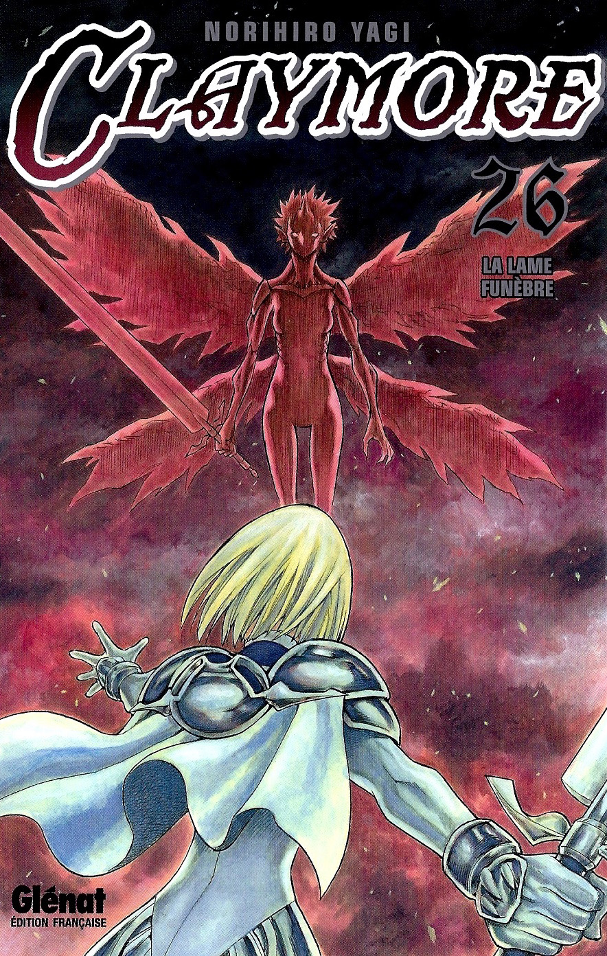 Claymore Tome 26