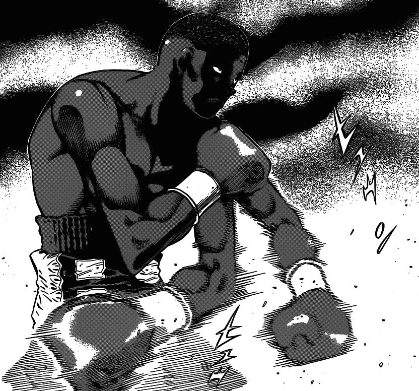 Hajime no Ippo 1097-1