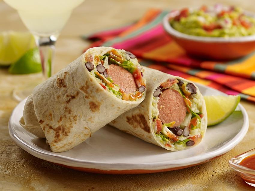 Hot-Dog-Burrito
