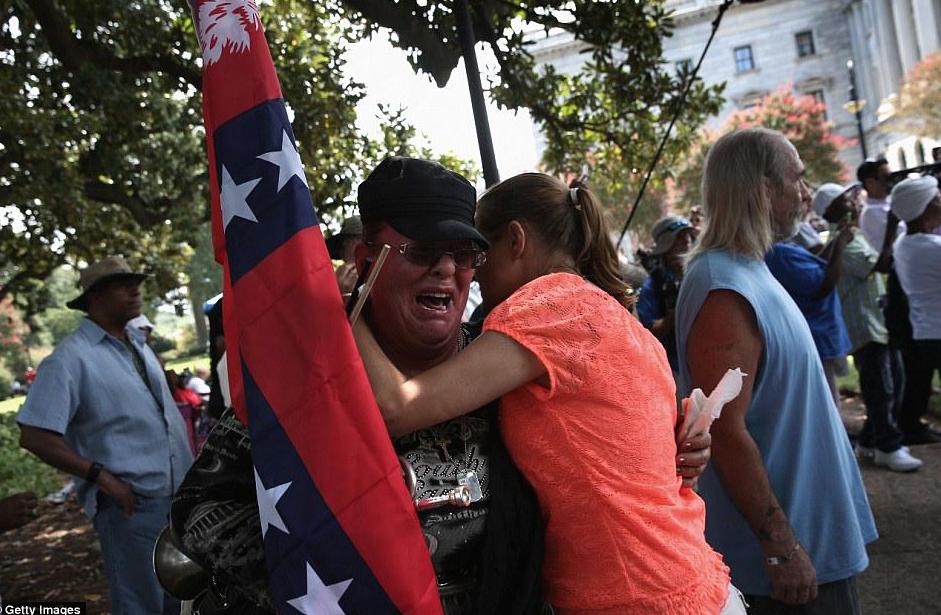 Ku-Klux-Klan-Manifestation-Caroline-Sud-3