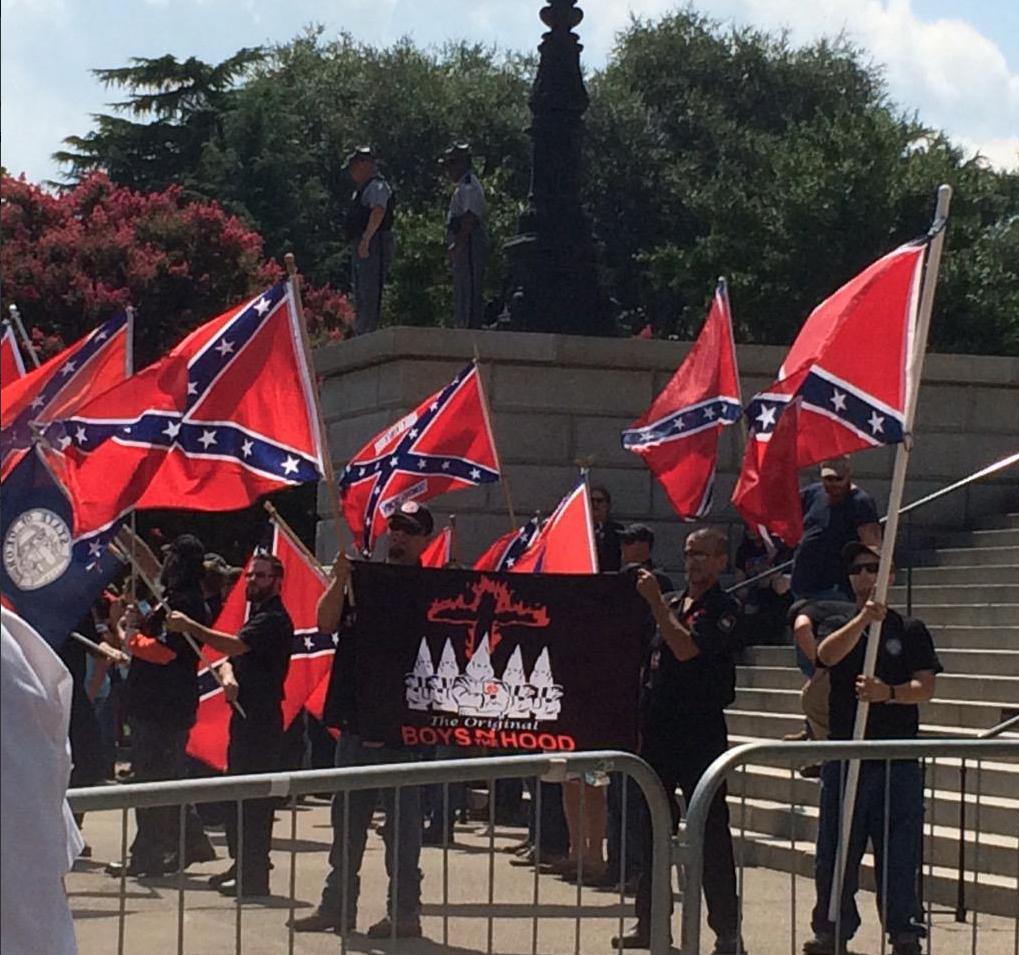Ku-Klux-Klan-Manifestation-Caroline-Sud-5