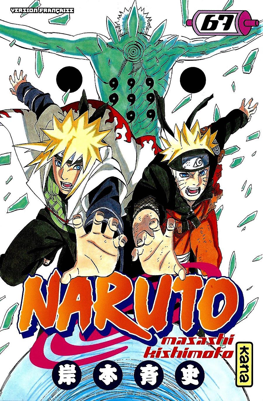 Naruto Tome 67