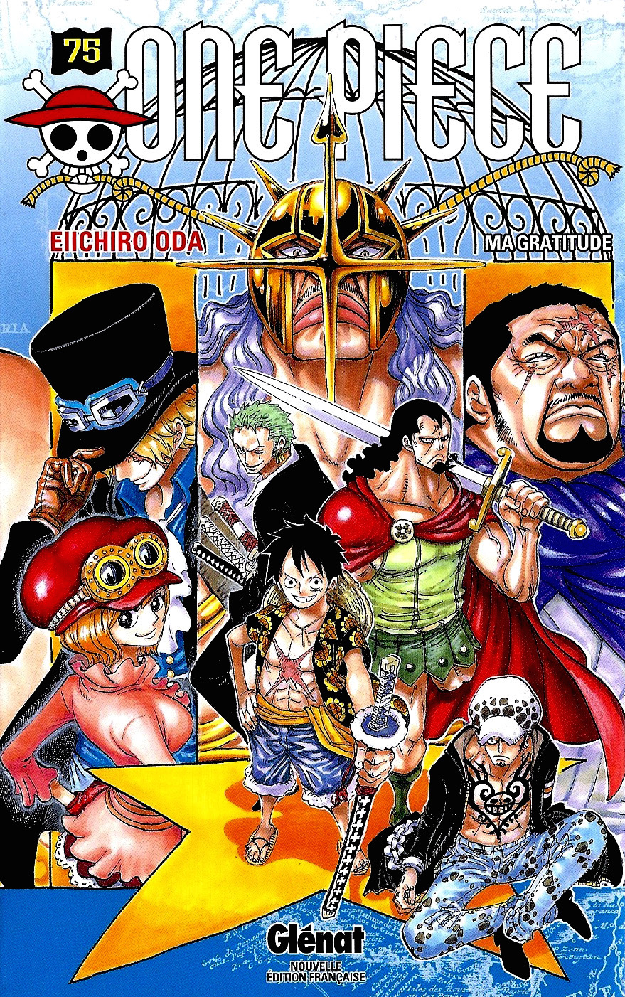 One Piece Tome 75-Bis