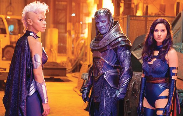 X Men Girl Characters X-Men Apocalypse : Qua...