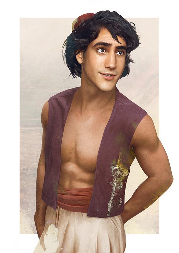 Aladdin-Realiste