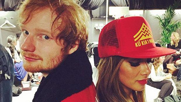 Ed-Sheeran-Nicole-Scherzinger-Couple
