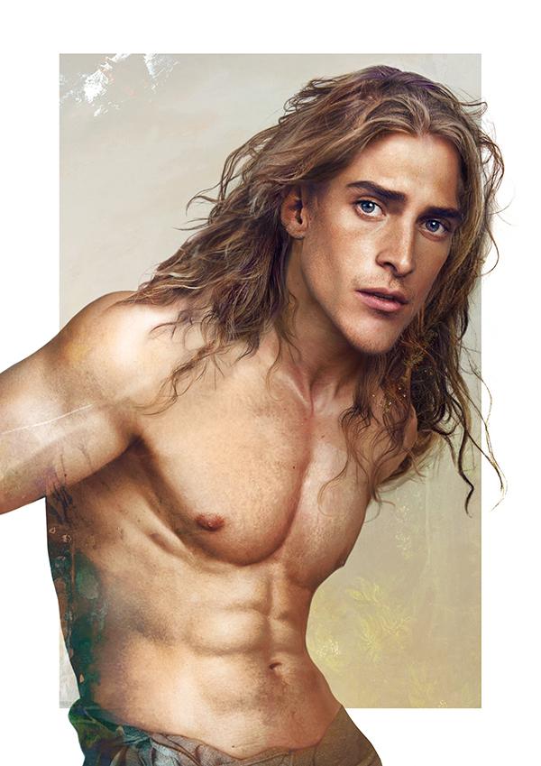 Tarzan-Realiste