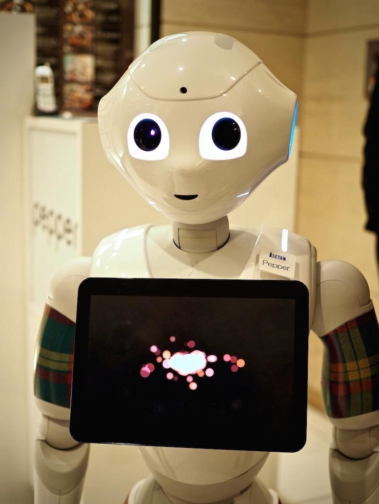 japon premi re agression d 39 un robot par un homme saoul yzgeneration. Black Bedroom Furniture Sets. Home Design Ideas