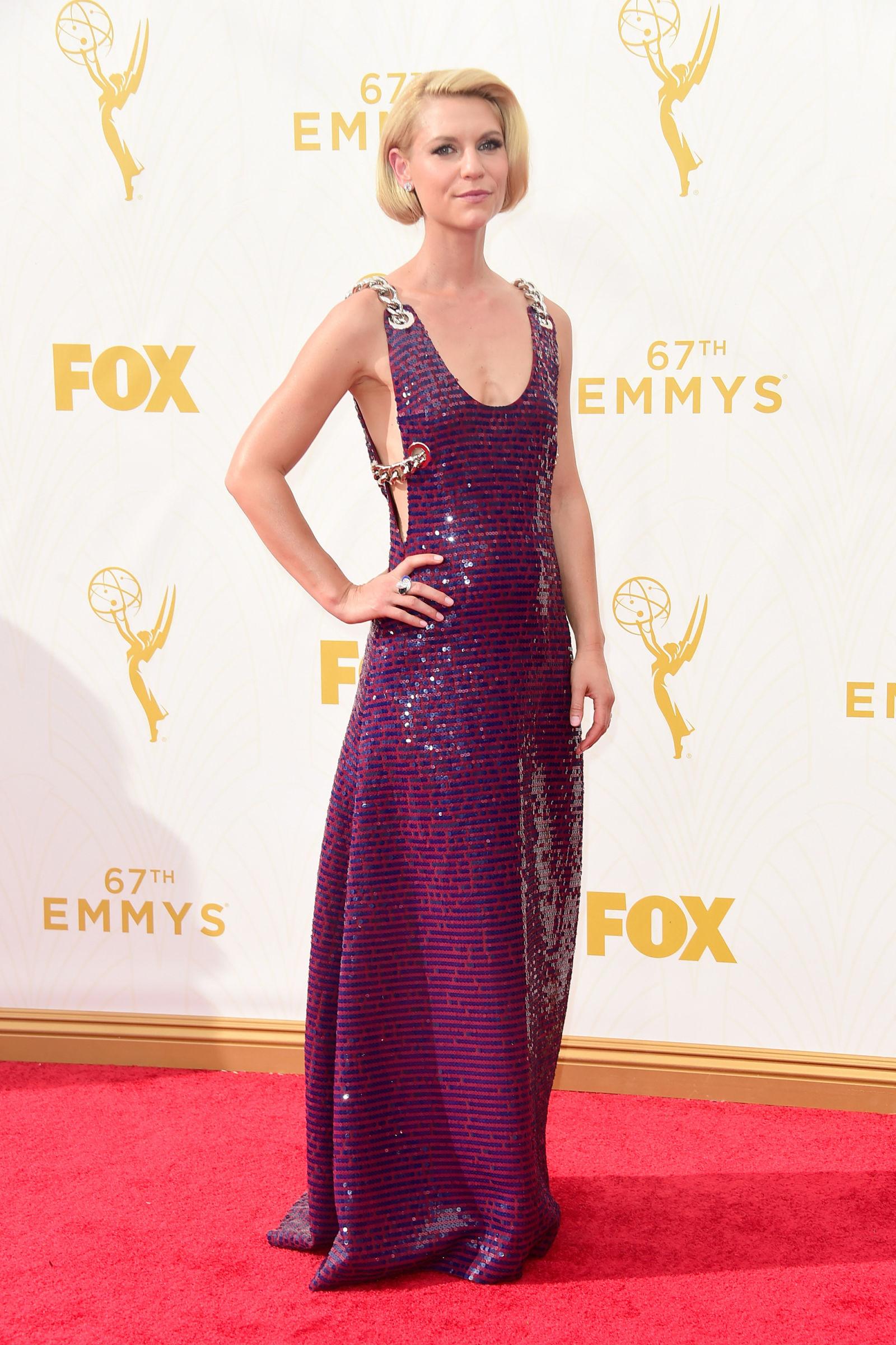 Emmys-2015-Claire-Danes
