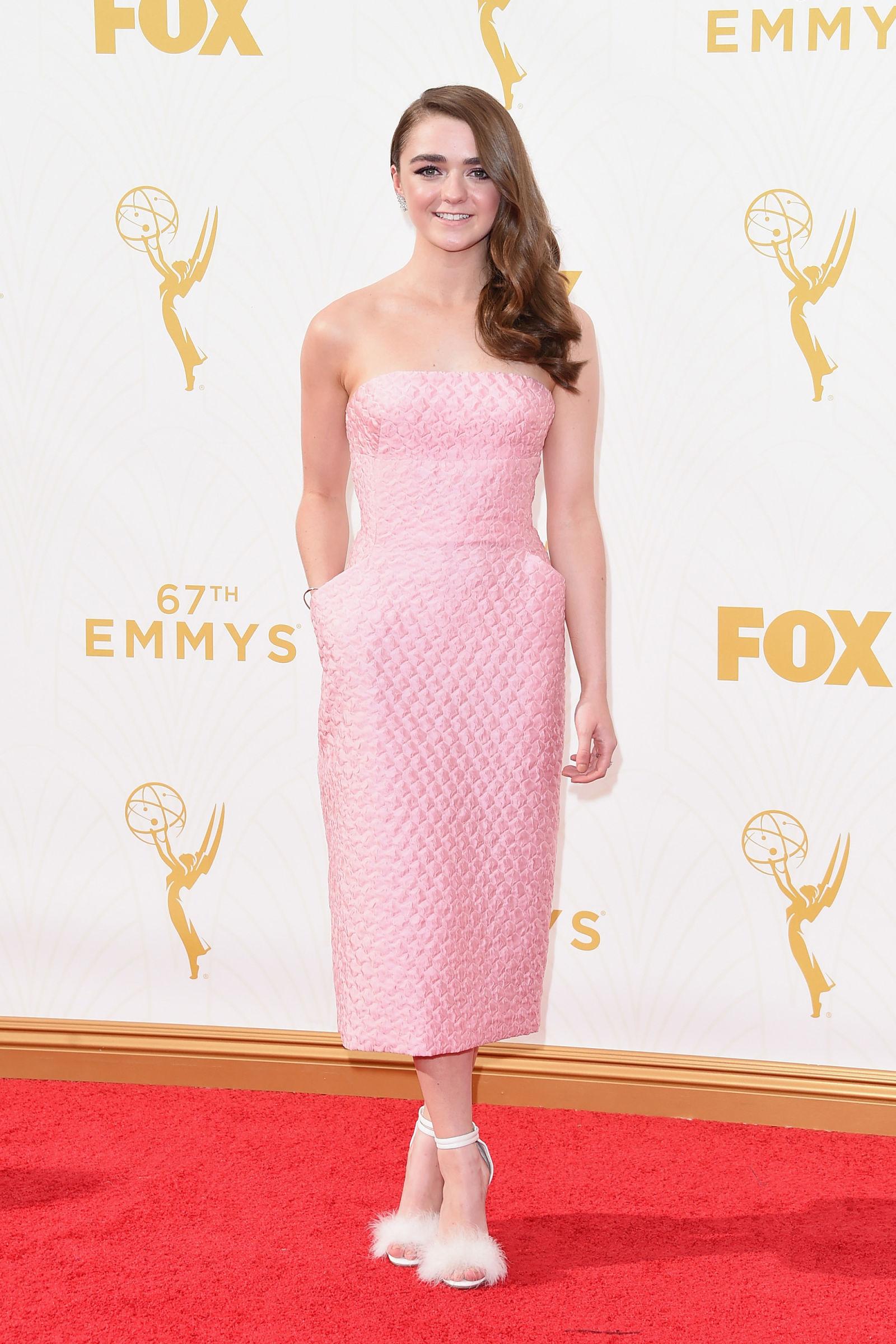 Emmys-2015-Maisie-Williams