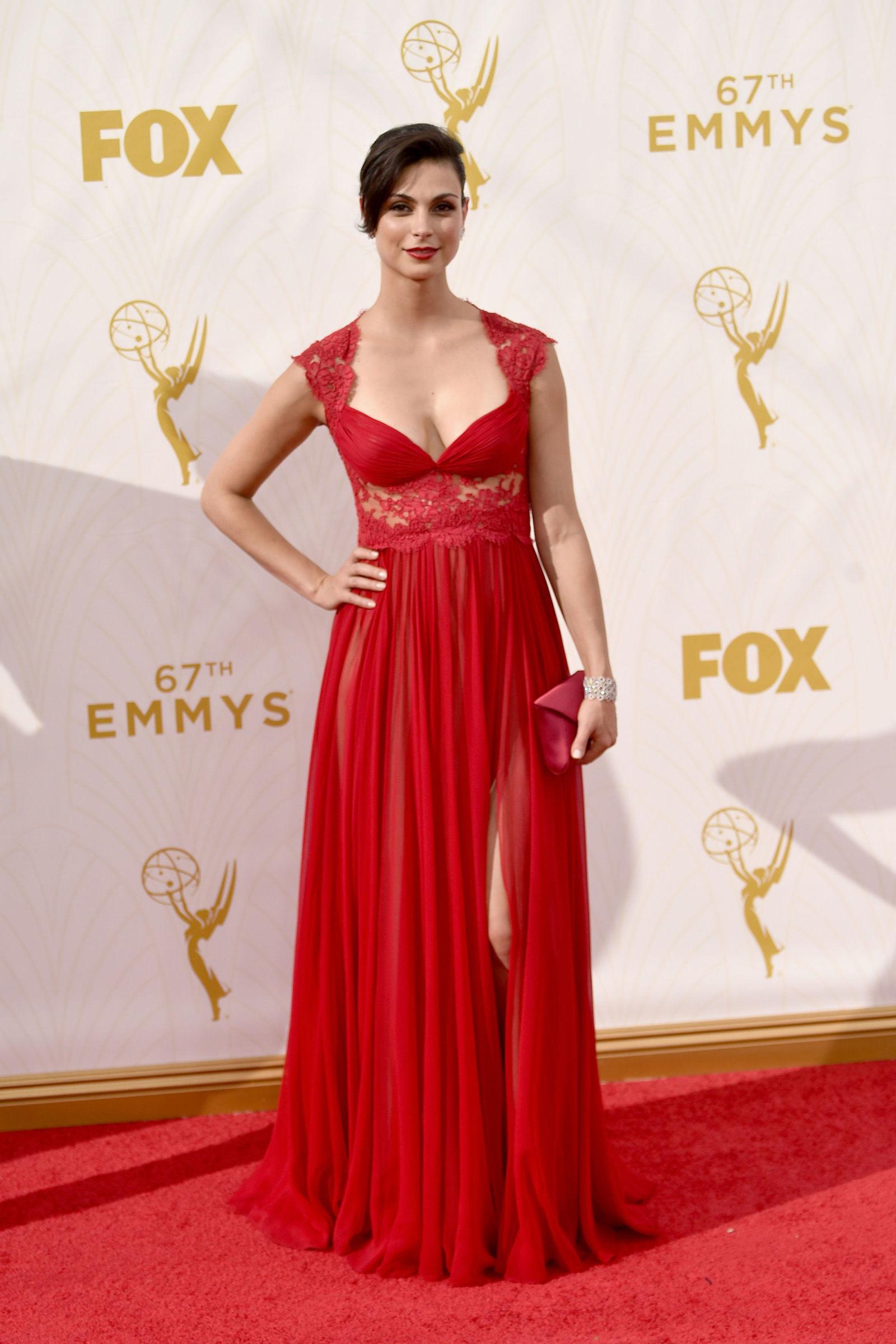 Emmys-2015-Morena-Baccarin