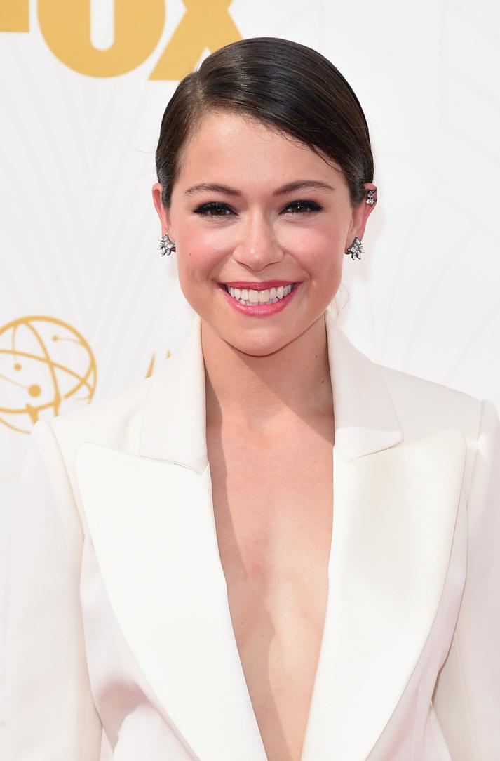 Emmys-2015-Tatiana-Maslany-2