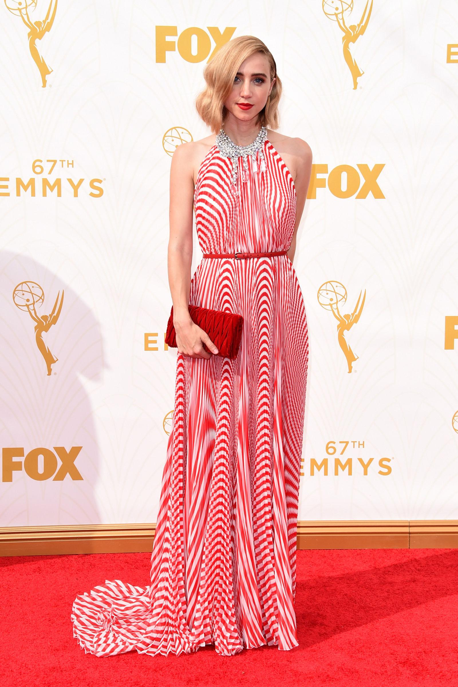 Emmys-2015-Zoe-Kazan