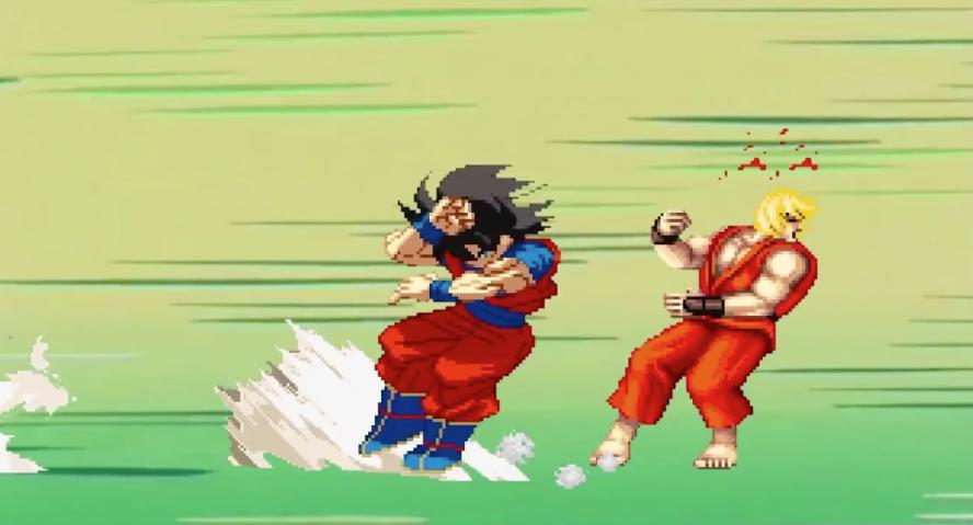 Goku-VS-Street-Fighter-II-1