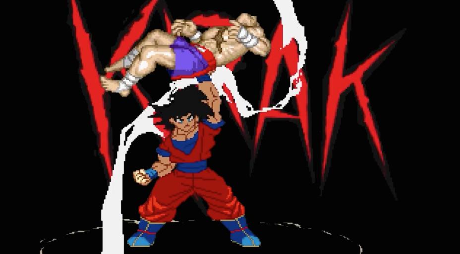 Goku-VS-Street-Fighter-II-2