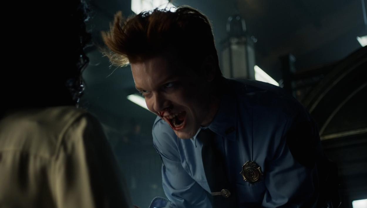 Gotham Rise of the Vilains Épisode 02-4