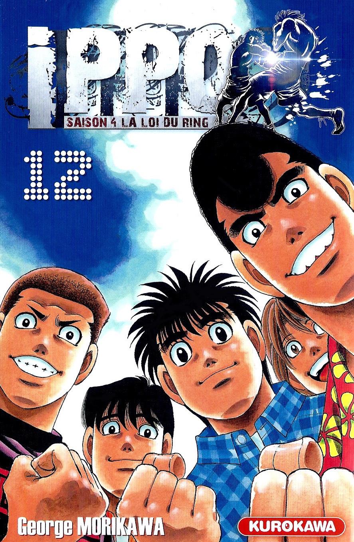 Hajime no Ippo Tome 79